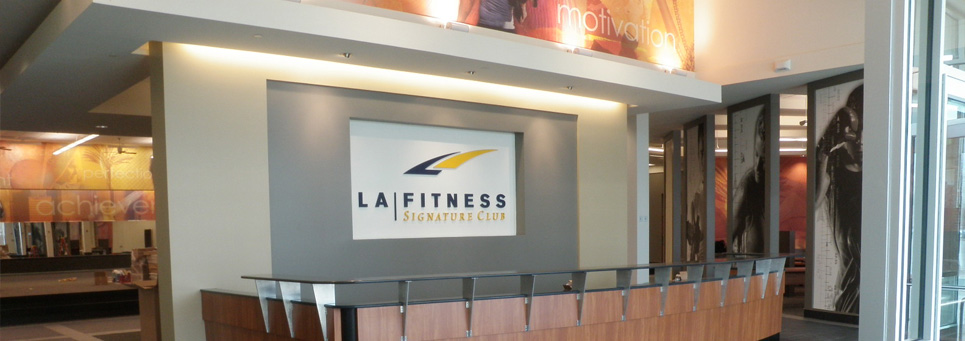 LA Fitness Signature Club